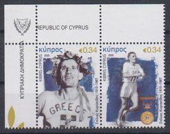 7.- GREEK CYPRUS 2020 MARATHON RUNNER STELIOS KYRIAKIDES - Nuevos