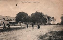 Touffreville (Calvados) Ferme Du Plessis - Edition Marcoux - France