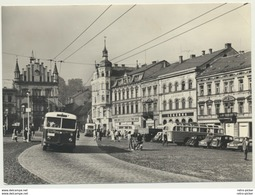 AK  Bus Autobus Decin Leninovo Namesti - Busse & Reisebusse