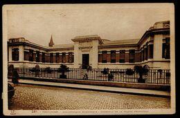 CPA 31 TOULOUSE N°281 BIBLIOTHEQUE MUNICIPALE ENSEMBLE DE LA FACADE PRINCIPALE 1938 - Toulouse