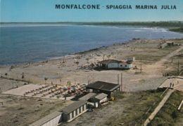 AK - Italien - MONFALCONE - Spiaggia Marina Julia - 1958 - Non Classés