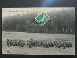 20 ème BATAILLON DE CHASSEURS            2 ème COMPAGNIE - Regiments
