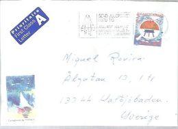 LETTER 1994 - Brieven En Documenten
