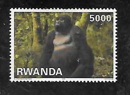 TIMBRE OBLITERE DU RUANDA DE 2010 N° MICHEL 1485 - Rwanda