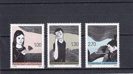 Liechtenstein, Nr.1509/11** (T 17119) - Ongebruikt