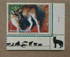 Vi99-01 : Nations-Unies (Vienne) / Protection De La Nature - Caracal - Vienna – International Centre