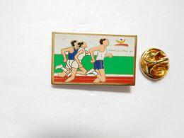 Beau Pin's , JO , Jeux Olympiques  Barcelona 1992 , Athlétisme , Course à Pied - Jeux Olympiques
