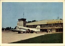 Cp Hannover In Niedersachsen, Flughafen, Passagierflugzeug - Allemagne