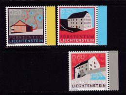 Liechtenstein, Nr.1536/38** (T 17123) - Nuevos