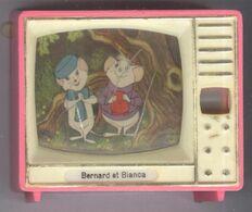Projecteur Plastiskop Bernard Et Bianca - Autres
