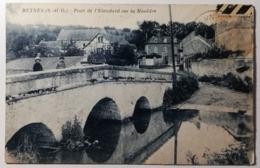 BEYNES - Pont De L'Etendard Sur La Mauldre - CPA - CP - Carte Postale - Beynes