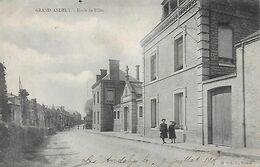 27)   GRAND  ANDELY  - Ecole De Filles - Les Andelys