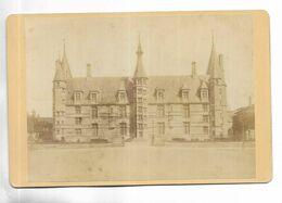 58   - Photographie  Ancienne Sur Support épais - NEVERS, Le Palais Ducal - Ancianas (antes De 1900)