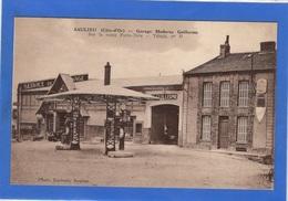 21 COTE D'OR - SAULIEU Garage Moderne Guillerme, Station Service - Saulieu