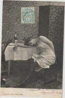 Breger-Griserie- Femme Dénudée (D.7882) - Breger