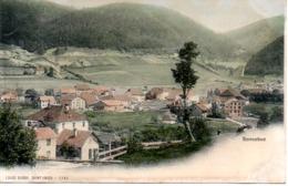 SUISSE  SONCEBOZ    EN 1902 - BE Berne