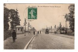 59 NORD - LILLE Bureau D'Octroi Du Nouveau Boulevard - Lille