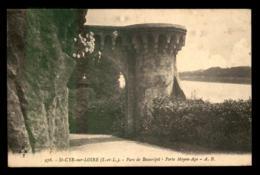 37 - SAINT-CYR-SUR-LOIRE - PARC DE BEAUREPIT - PORTE MOYEN-AGE - Saint-Cyr-sur-Loire