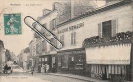 Septeuil Le Carrefour, ,2 Scans - Septeuil