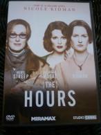The Hours (Nicole Kidman-Meryl Streep-Julianne Moore)/ DVD Simple Studio Canal - Classic