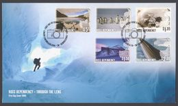 ROSS DEPENDENCY 2005 FDC Through The Lens - FDC