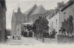 35)   SAINT  ENOGAT  - L' Eglise - Other Municipalities