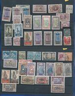 Lot De 70 Timbres  Ancienne Colonie Française   Divers états  Nfs- Tc -Obli - Vrac (max 999 Timbres)