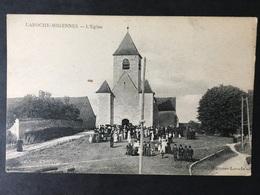 FRANCE,....FRANCIA.....Laroche-Migennes....l' Eglise - La Roche-Maurice
