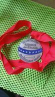 Medaille :Netherlands  - Confederation Europeenne De Billard 1992-1993 - Netherland