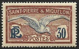ST PIERRE ET MIQUELON   1922-28  -  Y&T 112 -  NEUF** - Neufs