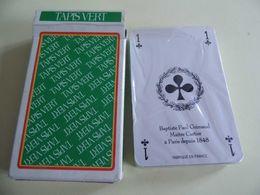Jeu De Cartes - TAPIS VERT - GRIMAUD - 32 Cartes - 32 Karten