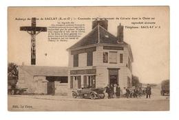 91 ESSONNE - SACLAY Auberge Du Christ - Saclay
