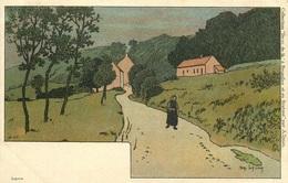 COLLECTION  De-ci De Là  Illustrateur A . LYNEN   N°97 - Lynen, Amédée-Ernest