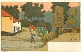 COLLECTION  De-ci De Là  Illustrateur A . LYNEN   N°99 - Lynen, Amédée-Ernest