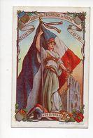 Illustrateur LE TOUSSAINT - Militaria - Journée Des Prisonniers De Guerre - JURA -1916 - Patriotique - Illustrateurs & Photographes