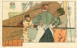 COLLECTION  De-ci De Là  Illustrateur A . LYNEN   N°106 - Lynen, Amédée-Ernest