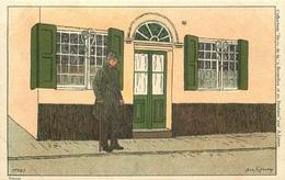 COLLECTION  De-ci De Là  Illustrateur A . LYNEN   N°107 - Lynen, Amédée-Ernest