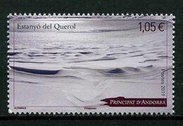 ANDORRE 2019 N° 829 ** Neuf MNH Superbe Paysage Lac D' Estanyo Del Querol Landscape - Neufs
