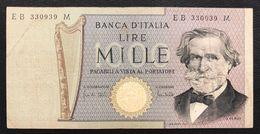2000 LIRE Galileo Galilei 08 10 1973 CARLI BARBARITO  + 1000 Lire Verdi 1971 E 1973 Con Mancanza Di Colore LOTTO 397 - [ 2] 1946-… : Republiek