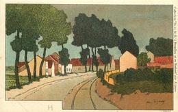 COLLECTION  De-ci De Là  Illustrateur A . LYNEN   N°115 - Lynen, Amédée-Ernest