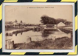 DPT 18 . - . MEHUN-sur-YEVRE - BASSIN DU CANAL - Mehun-sur-Yèvre