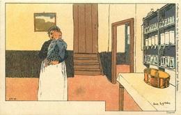 COLLECTION  De-ci De Là  Illustrateur A . LYNEN   N°119 - Lynen, Amédée-Ernest