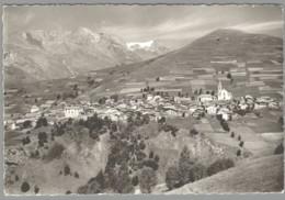 CPSM 38 - Besse - Vue Générale Du Village Et Les Grandes Rousses - Non Classificati