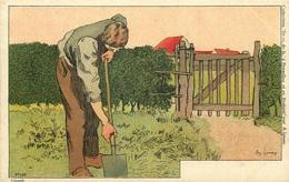 COLLECTION  De-ci De Là  Illustrateur A . LYNEN   N°123 - Lynen, Amédée-Ernest