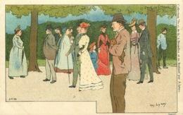 COLLECTION  De-ci De Là  Illustrateur A . LYNEN   N°124 - Lynen, Amédée-Ernest