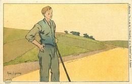 COLLECTION  De-ci De Là  Illustrateur A . LYNEN   N°126 - Lynen, Amédée-Ernest