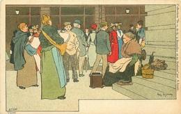 COLLECTION  De-ci De Là  Illustrateur A . LYNEN   N°130 - Lynen, Amédée-Ernest