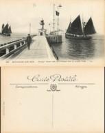 D - [507612]B/TB//-France  - (62) Pas-de-Calais, Boulogne-sur-Mer, Bateaux Faisant Voile Vers L'islande Pour La Grande P - Boulogne Sur Mer