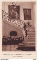 D78  Chambre De Commerce De VERSAILLES Le Grand Escalier - Versailles
