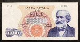 1000 Lire Verdi I° Tipo 20 05 1966 Spl/sup   LOTTO 570 - [ 2] 1946-… : Repubblica